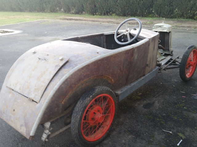 CYCLECAR FOURNIER TYPE C 1923